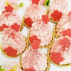 桜モンブラン