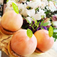まるごと桃