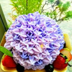 紫陽花ケーキ(季節限定)