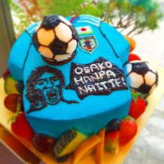 日本応援ケーキ